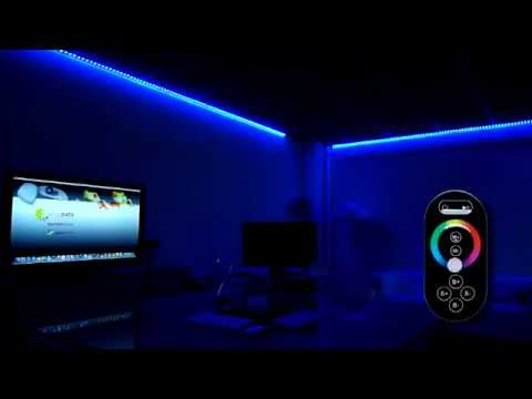 ACDC Wireless RGB WIFI LED Light Lamp Smart Controller
