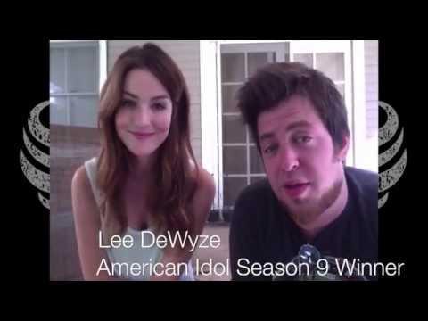 Lee DeWyze & Jonna Walsh DeWyze for BurnItDown 2015