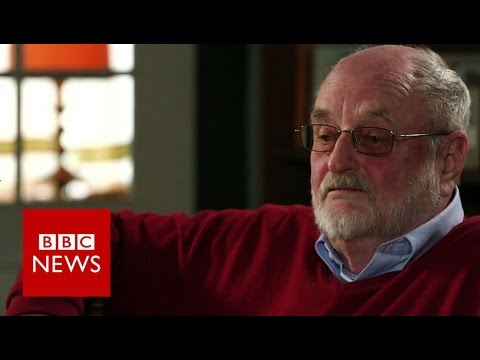 Nazi leader's son: 'Don't trust us' Germans - BBC News