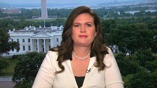 W.H. deputy press secretary on Trump's decision to fire Comey