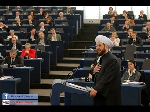 The speech of the Grand Mufti of Syria in EU-Parliament 15.0
