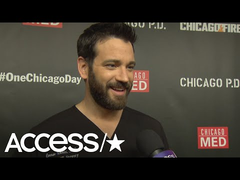 'Chicago Med's' Colin Donnell Talks Opportunities For 'Co-Mingling' NBC's Chicago Shows!   Access