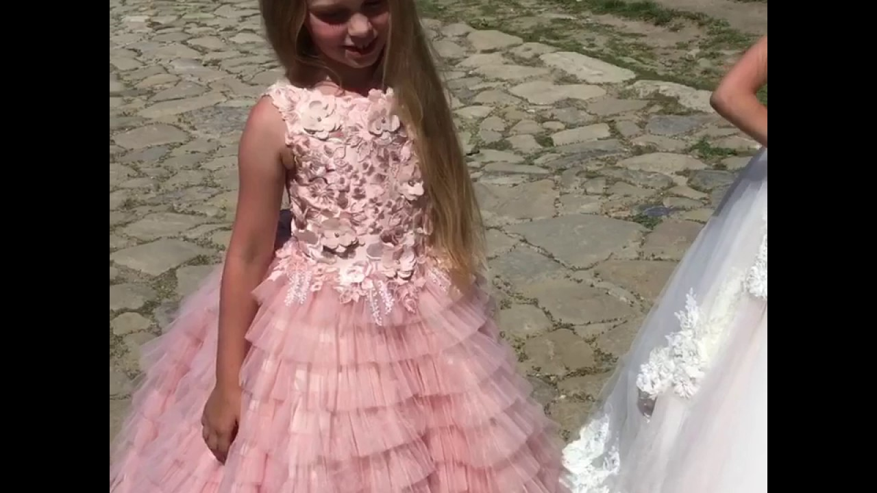 fba8dc0b3 Perfect Kingdom.Boutique flower girl dresses for real little princesses!