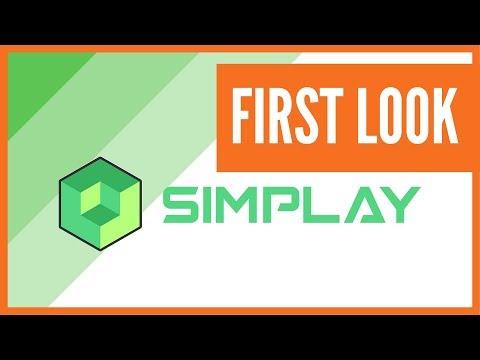 First Look - Simplay Cloud Gaming 2018