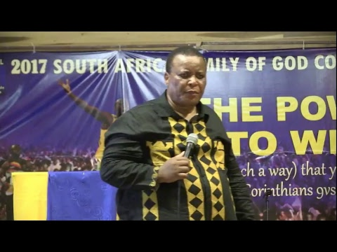 African Revival Polokwane with Apostle and Prophet Andrew Wutawunashe