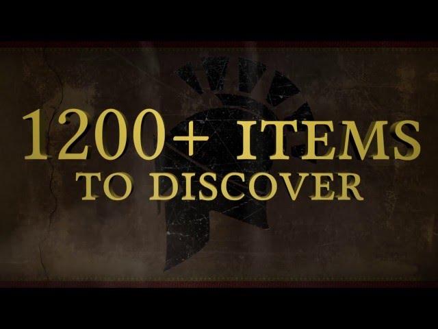 Titan Quest - iOS official trailer