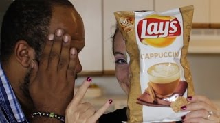 Lays Cappuccino Chips Food Review