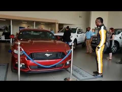 Mr.Bow Compra Novo Carro, ``Mustang Gt 2018``