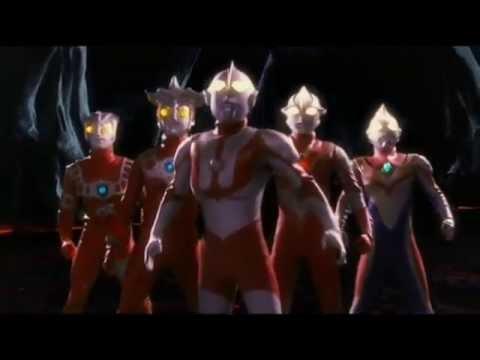 Ultra Galaxy Legend The Movie part 7[English Sub]