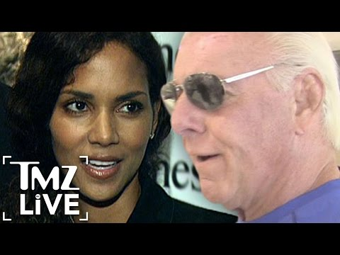 Halle Berry Denies Banging Ric Flair | TMZ Live