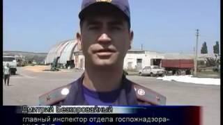 ГТРК ЛНР  Вести  9 августа 2016 Проверки ХПП