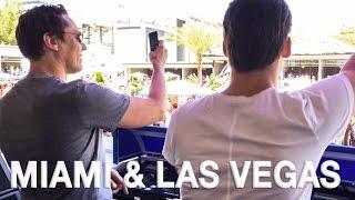 On Tour With Mike Williams #2: Miami & Las Vegas with Tiësto