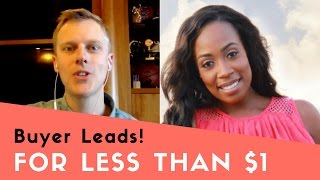 How to Generate Buyer Leads For Less Than $1 with Ashley Pickens