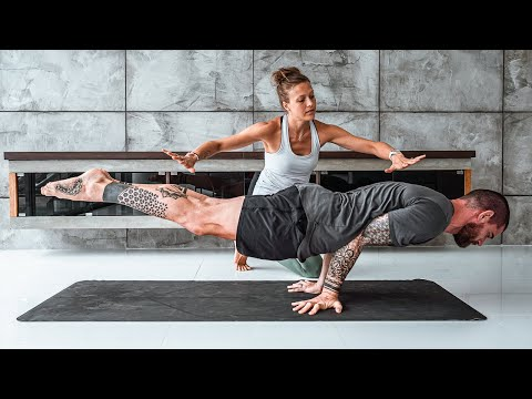 Yoga Teachers Explain Peacock Pose   Mayurasana Yoga Tutorial