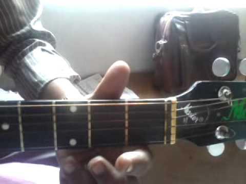 new guitar tone by arjun..