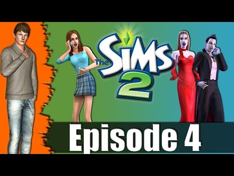 Let's Play The Sims 2 Episode 4 (Accidental Wedding)