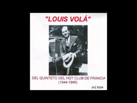 Louis Vola - Del Quinteto Hot Club de Francia - The  Sheik of Araby