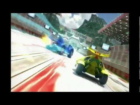 Sonic - What I'm Made Of By Crush 40 Lyrics (Music Video)