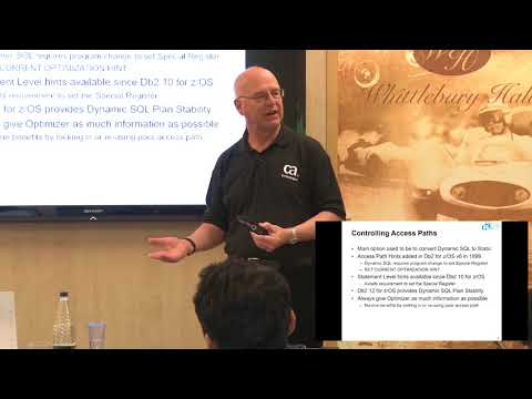 GSE UK Conference 2017 - DB2 - Steve Thomas