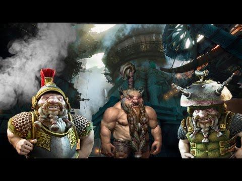 видео: История мира panzar. Хроника народов - Гномы