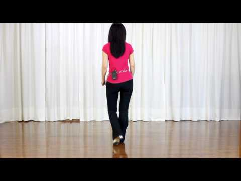 Break It Back Down - Line Dance (Dance & Teach in English & 中文)