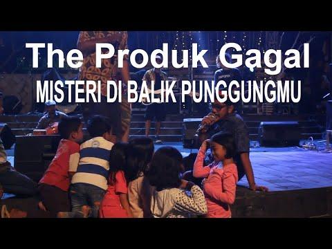 The Produk Gagah - Misteri Di Balik Punggungmu - Live in FKY 29 Kota Jogja (2017)