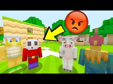OLD FRIENDS MEET NEW FRIENDS...[GONE WRONG!] - Super Nintendo School - (Minecraft Switch) [21]
