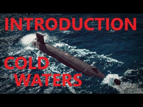 Cold Waters - Submarine Game - Introduction and Tutorial