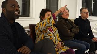 Marcia Marcus A Panel Discussion at ERIC FIRESTONE GALLERY thumbnail