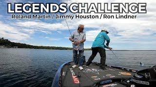 275 Years of BASS Fishing Knowledge - Legends of the Sport Challenge - SMC TV EP4