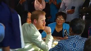 Royal couple conclude first leg of SA tour