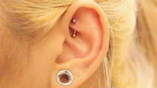 Top Ten Types Of Ear Piercings