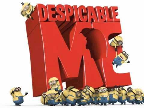 Despicable Me - Boogie Fever - The Sylvers