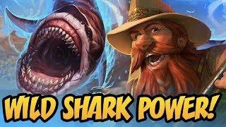 Wild Shark Rogue! | Rastakhan's Rumble | Hearthstone