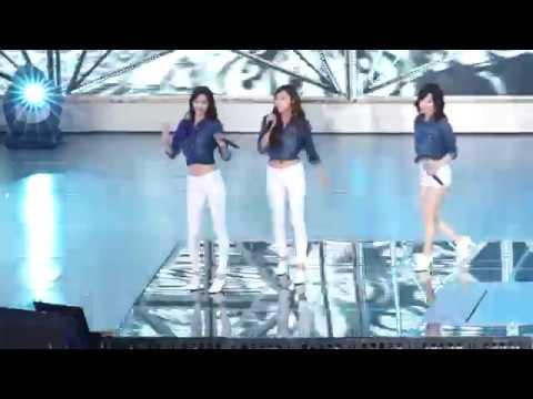 SNSD Gee  Jessica last performance