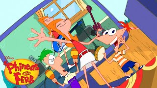 Phineas and Ferb: High-Strung thumbnail