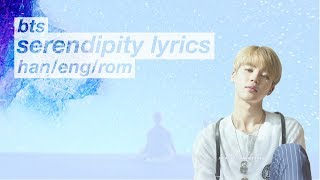 Video BTS (방탄소년단) Jimin – Serendipity (Color Coded Hangul/Rom/Eng Lyrics) download MP3, 3GP, MP4, WEBM, AVI, FLV Juli 2018