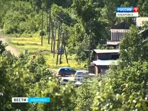 Вести-Хабаровск. Дорожные проблемы Хабаровского края
