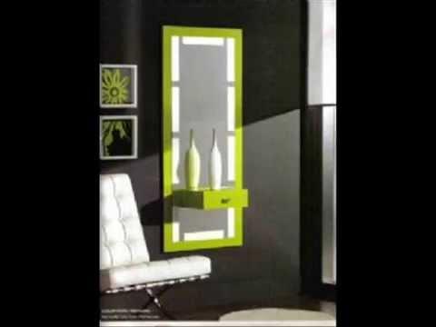 muebles de recibidor modernos