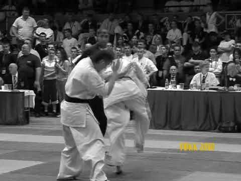 Shinkyokushinkai Karate - Sensei Dimitar Popov