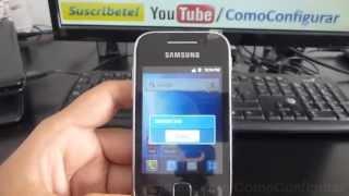 como saber numero de sim card tigo en Samsung Galaxy y español Full HD