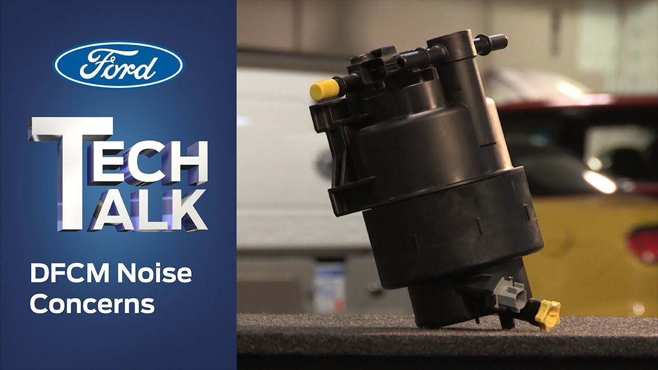 diesel fuel conditioning module dfcm noise concerns ford power force tech talk [ 1280 x 720 Pixel ]