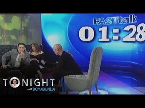 TWBA: Fast Talk with Robin Padilla