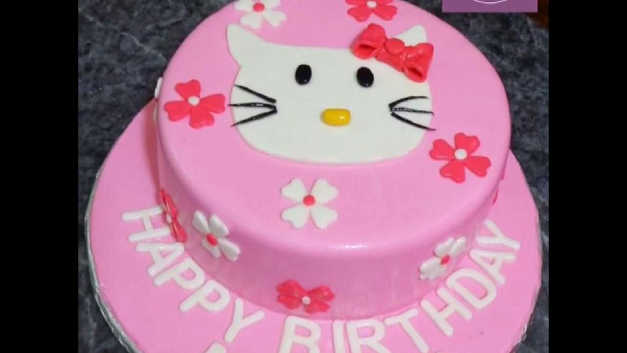 Best Birthday Cake Designs For Girls Kids 2019 Youtube
