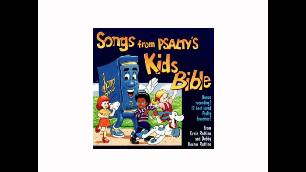 Psalty Kids Bible - Beloved