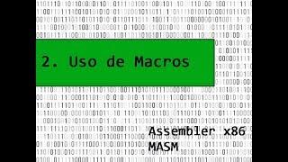Microsoft macro assembler (software)