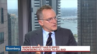 Markets Have Flipped From Being All Good to All Bad, Says Oaktree