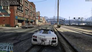 Grand Theft Auto V PC Gameplay - 1080p 60fps