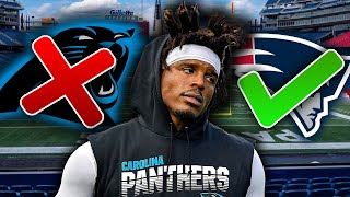 Download The REAL REASON Cam Newton Signed with the New England Patriots Mp3 and Videos