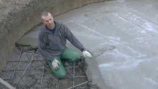 видео BM: Как ускорить твердение бетона